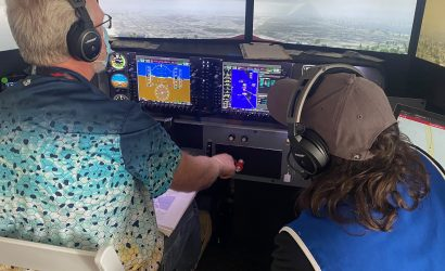 EAA Pilot Proficiency Center: An Hour In The Sweatbox