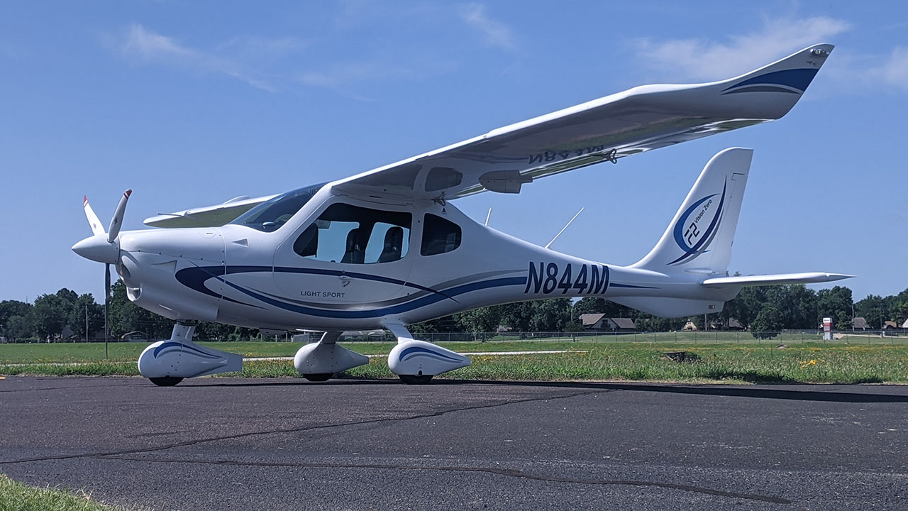 Flight Design F2 Gets FAA Approval For S-LSA