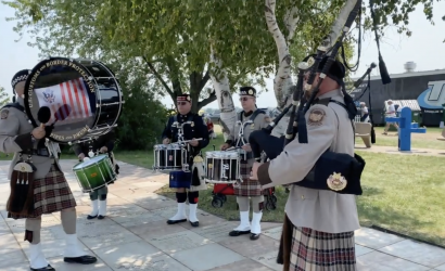 Bagpipes, Twin Yak Jet And More Insanity From OSH!