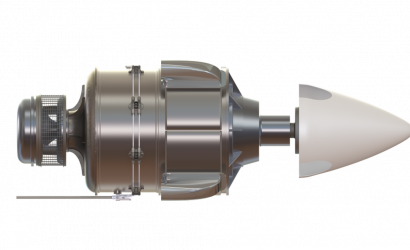 A 200 hp Turboprop For Homebuilts