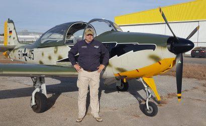 Texas Focke-Wulf Crash Kills One
