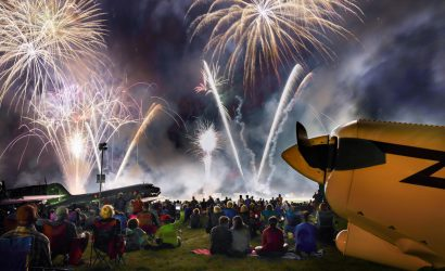 Night Airshow Updates And Big News In Aerial Mobility
