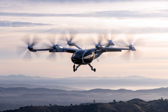 oby electric-powered aircraft could just be the future of flight.