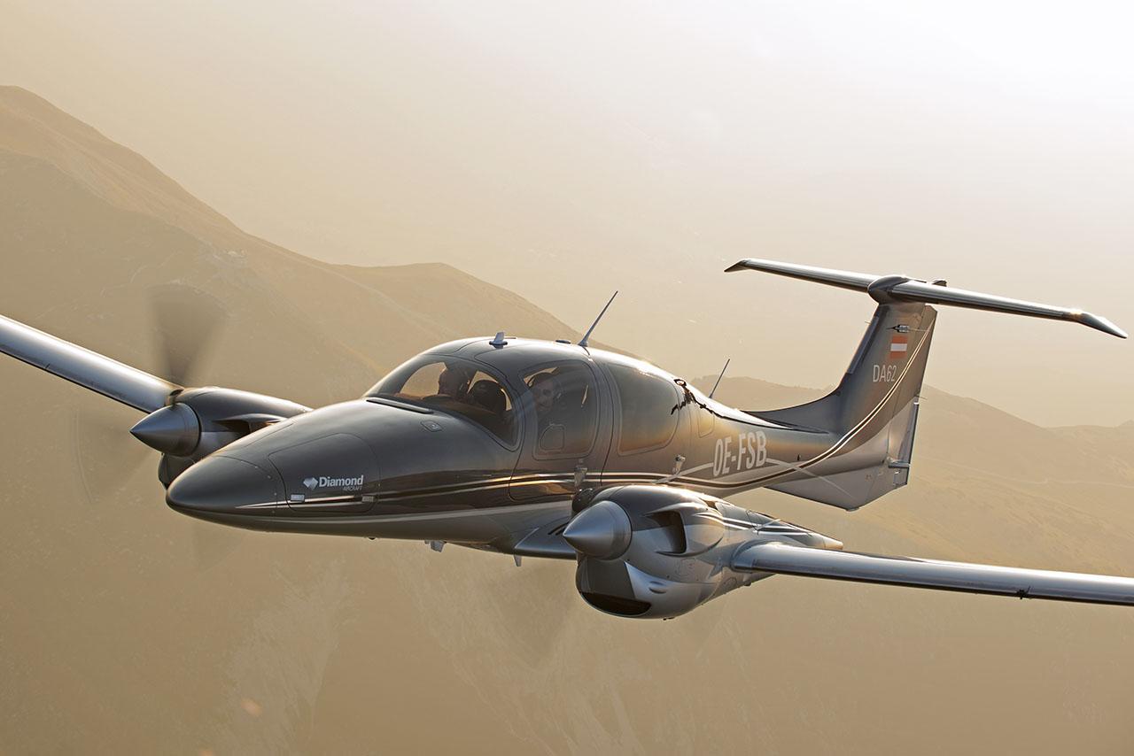 Roundup Of Light Twin Aircraft