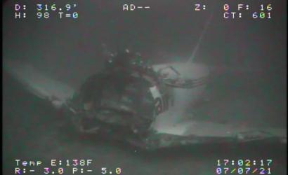 NTSB Releases Underwater Photos of Transair 810. It's Good News.