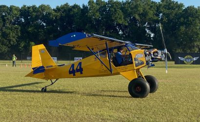 Oshkosh After Hours: The Flying Fun Continues