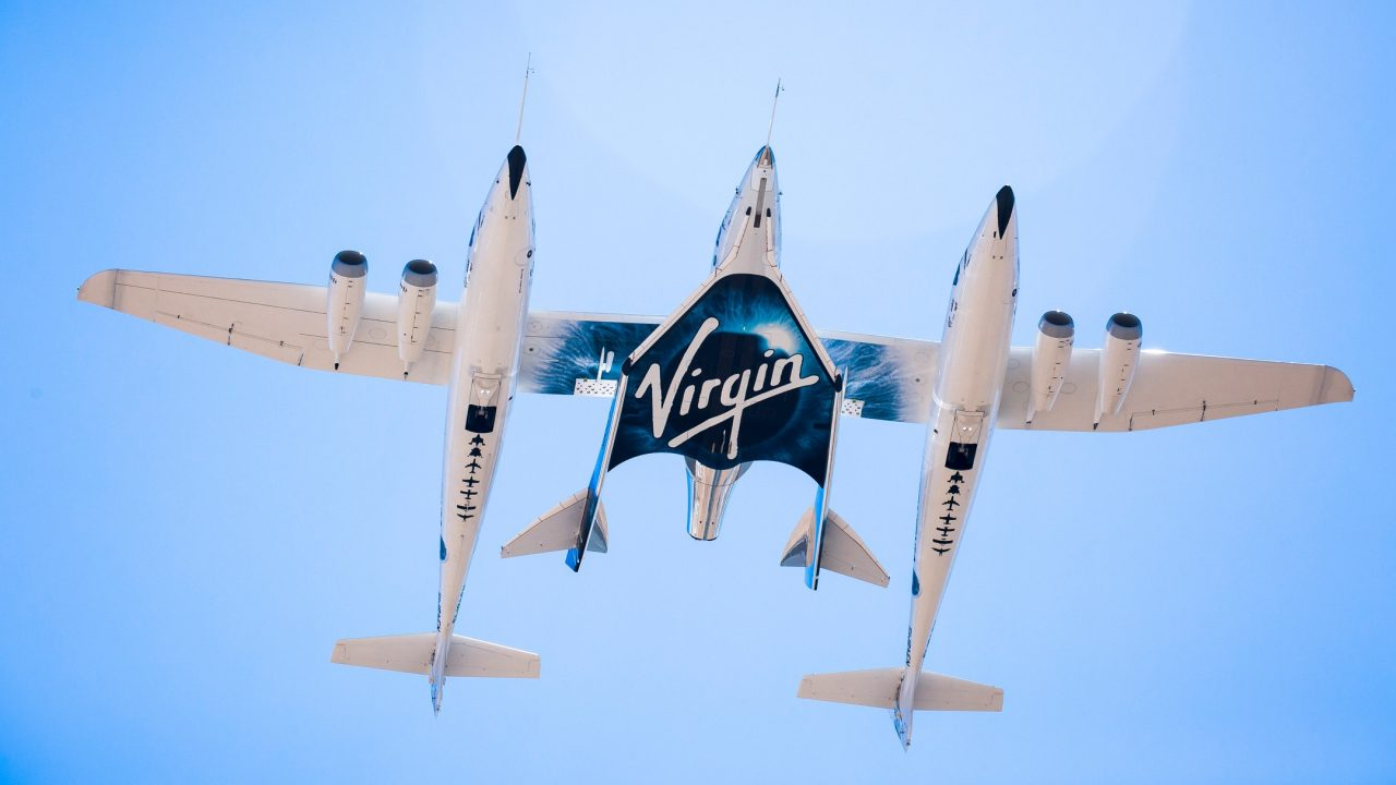 Richard Branson's Spaceshot: Remarkable And Surreal, With An Asterisk