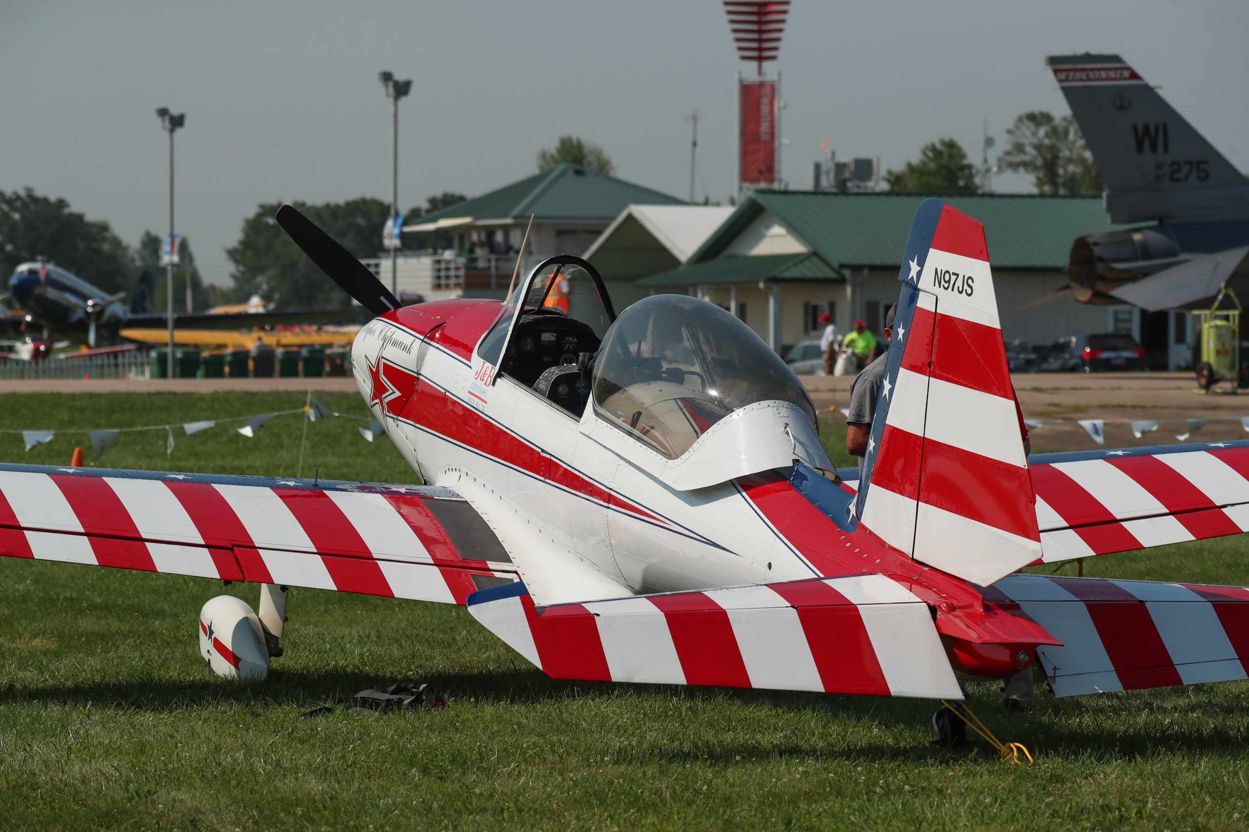 Havilland Super Chipmunk
