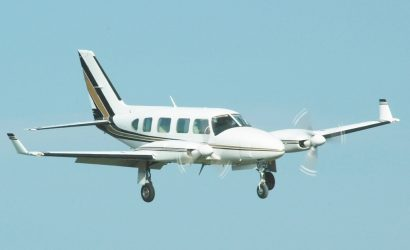 After The Accident: Piper Navajo Crashes After Fuel Starvation