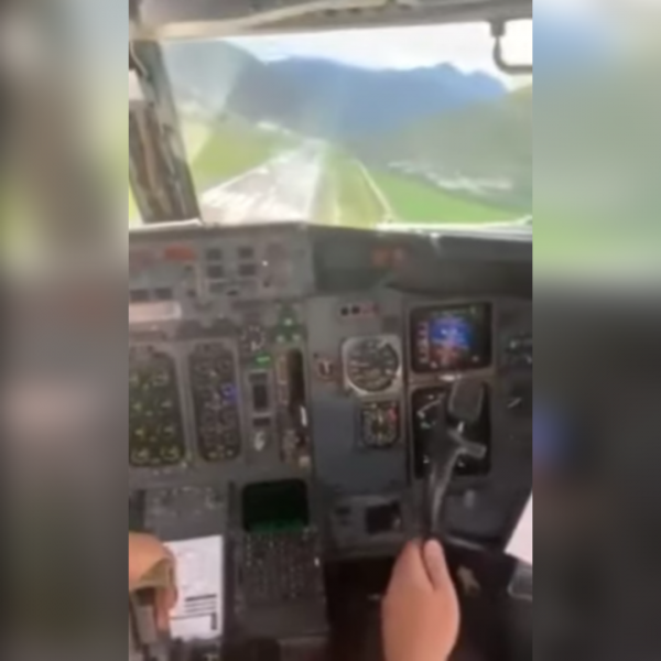Botched Landing