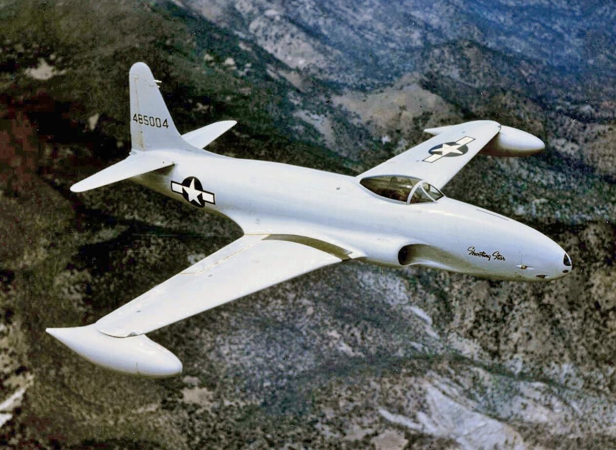 Lockheed P-80