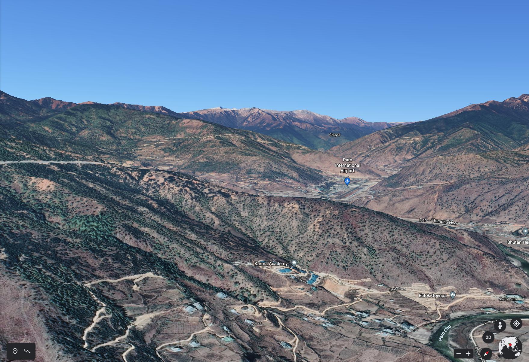Bhutan Approach