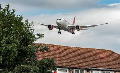The Curious Case Of The Man Who Fell On London From A Plane