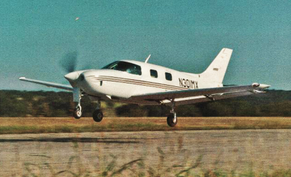 The Mooney 301: Fast, Efficient And Good Looking