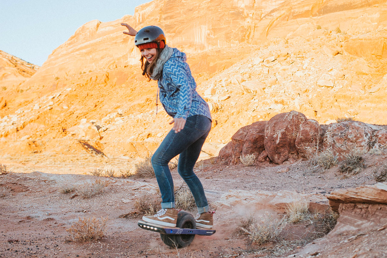 Onewheel: A Fun, Efficient Way To Get Around After You Land