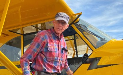 Reconnecting With An Old Friend In A Super Cub