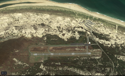 Cape Air Cessna 402 Crashes On Landing In Provincetown