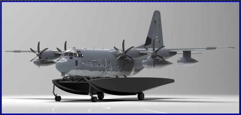 c-130 floats