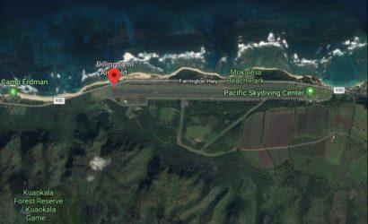 Dillingham, Hawaii, Airport Gets A Lifeline