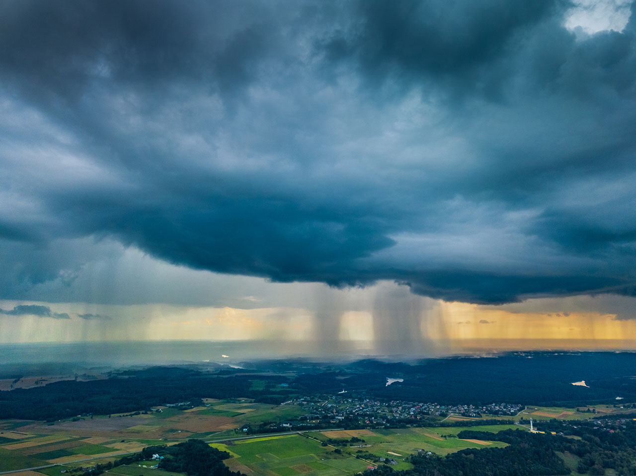 Long-Distance Weather Planning For Personal Flying