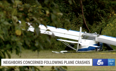 Controversy After Crashes At ArkanSTOL Practice. Pilot Airlifted To Trauma Center.