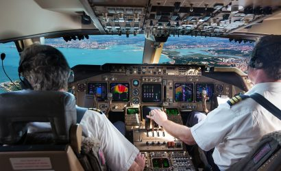 A Pilot's Views From The Jump Seat