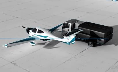 Diamond Aircraft To Build Electric DA40 Model