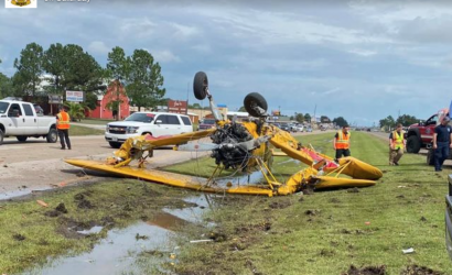 Plane Crash In Texas Caught On Tape, And You Won't Believe No One Was Seriously Injured