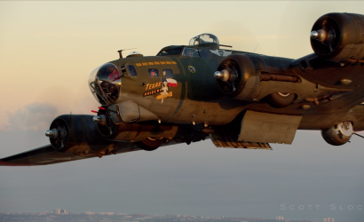 B-17 Video Puts You Right There