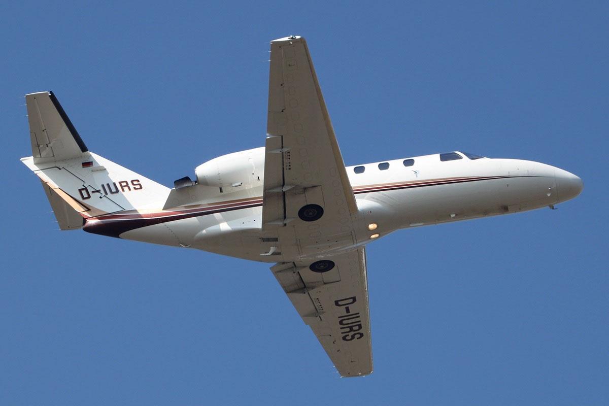 Citation Pilot Crashes After Argument With Girlfriend