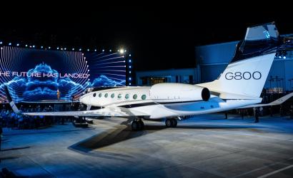 Gulfstream Glitter Gets Brighter With G800