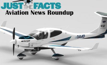 Special Expanded Edition: NBAA Rocks Vegas, An Electric Diamond DA-40 Coming, And Blackhawk Does Pilatus
