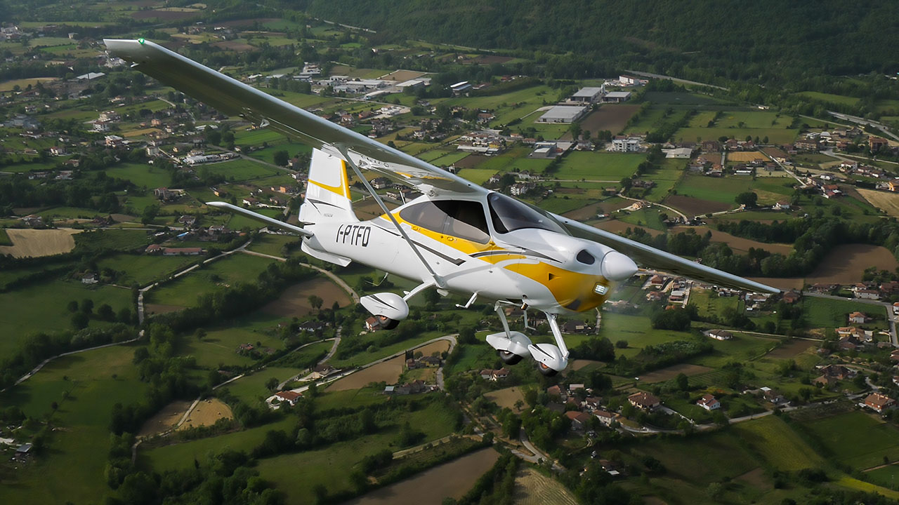 Light Personal Aircraft Are Coming