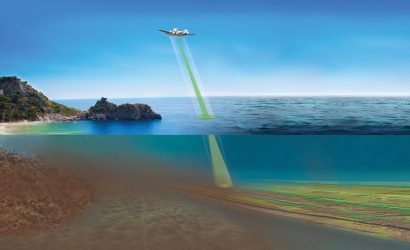 Video: What The Heck! A Low-Level Nighttime Laser Scanning Flight?