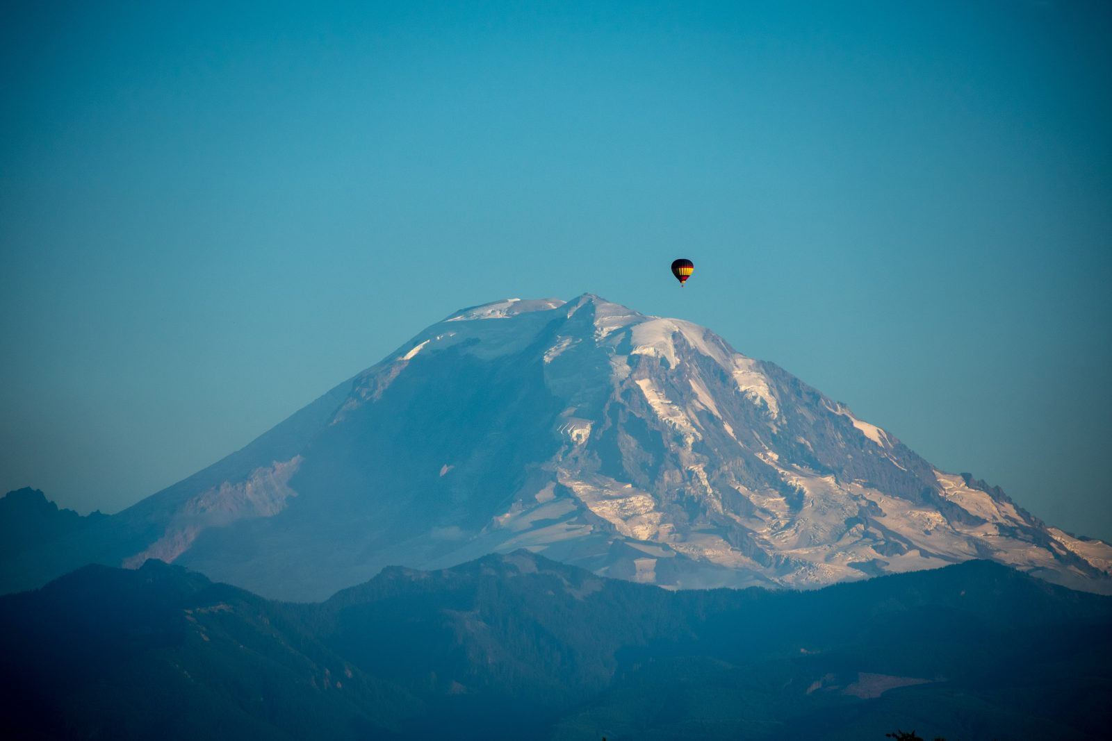 Rainier Mountain Balloon