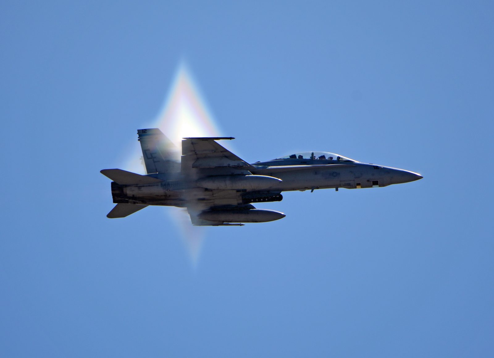 F/A-18 Shock Diamond