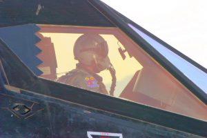 F-117 Pilot