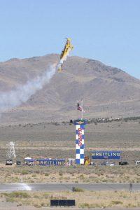 Kirby Chambliss at the Reno Air Races