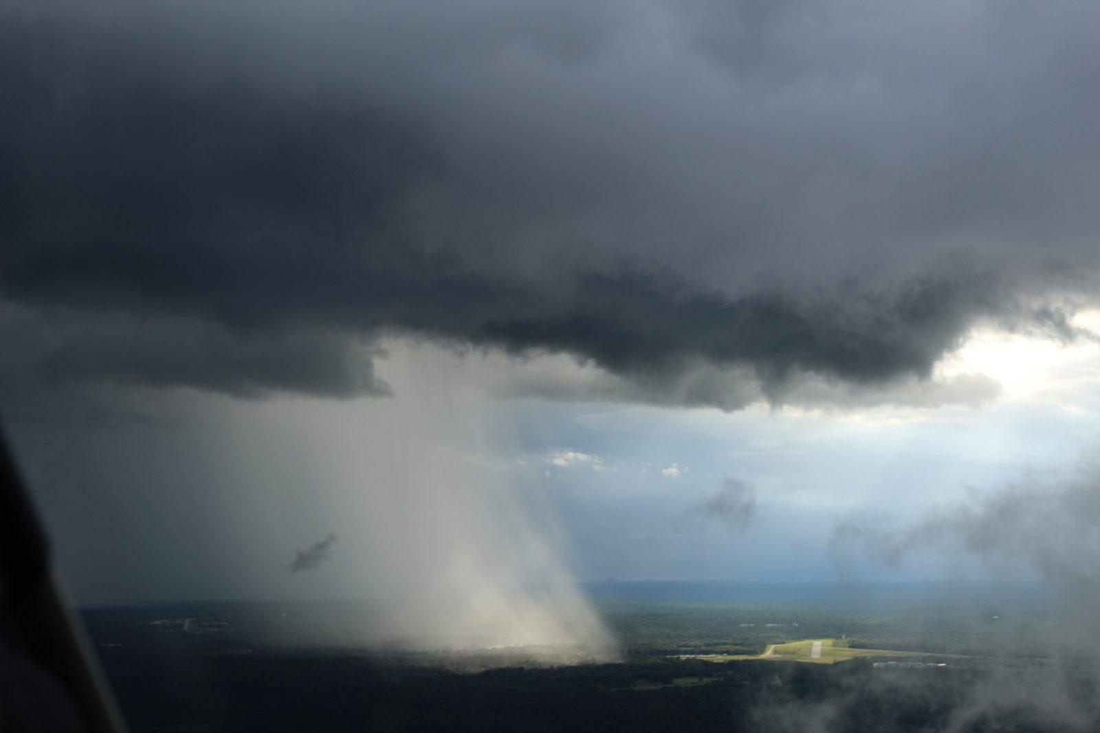 Stormy Approch