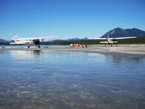 Cessna Beach Party