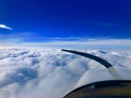 First Flight IMC