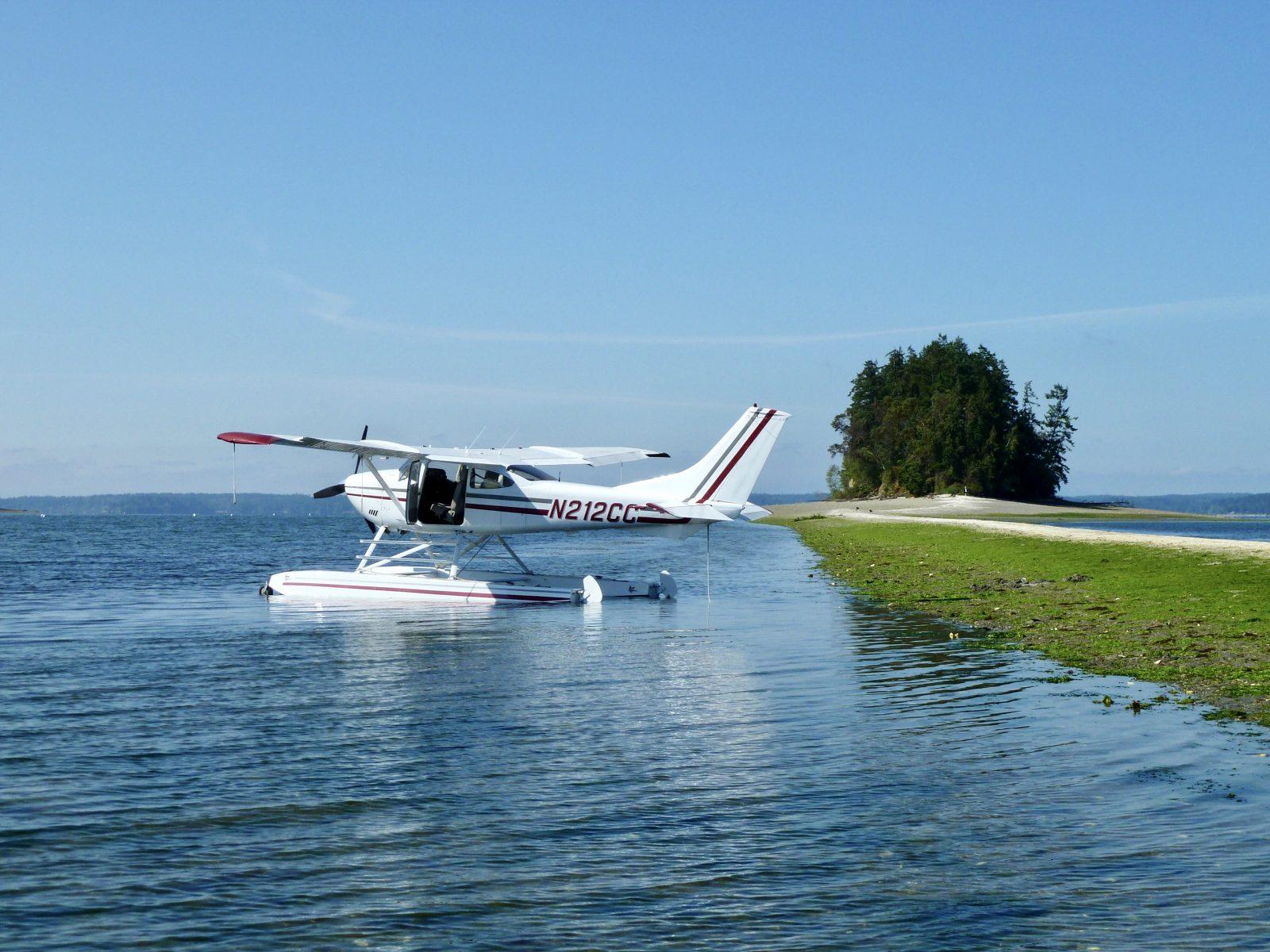 Cutts Island, Washington
