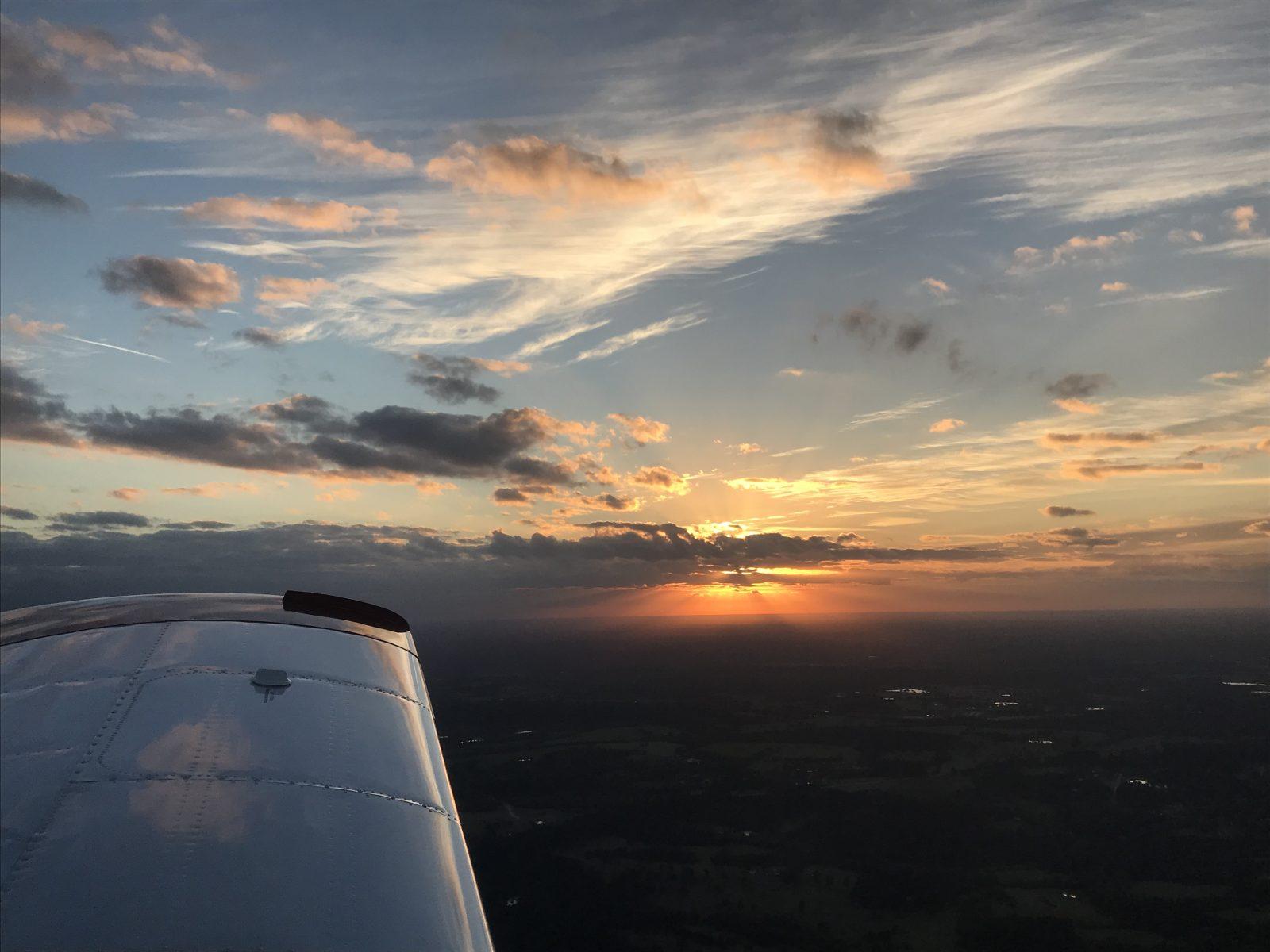 Challenge Air Fun Flight