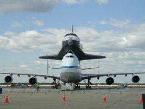 The Enterprise Arrives  at JFK