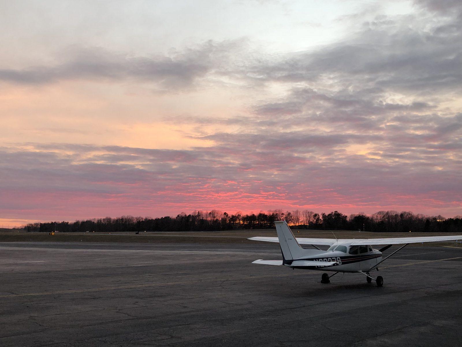 charlottesville to san diego flight