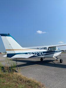 Clear Sky Cessna